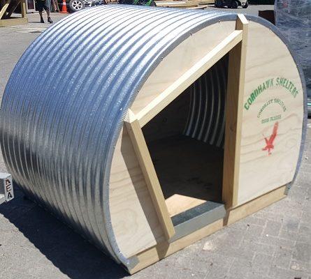 Pig and Goat Shelter ASP4