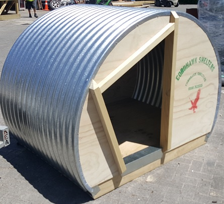 pig & goat shelter - 1.2m - corohawk