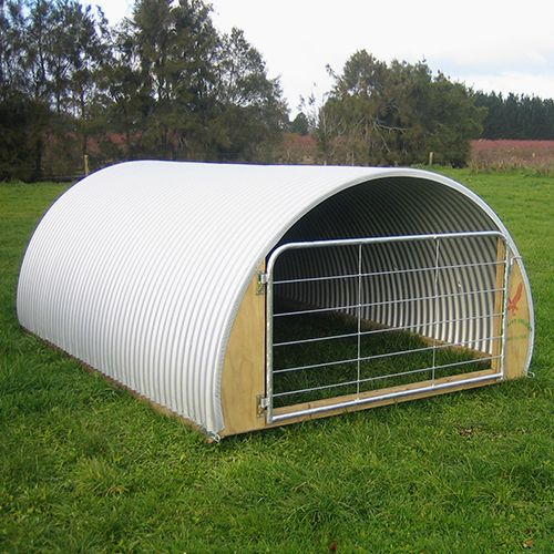 Calf Shelter - up to 20 Calves