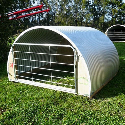 Calf Shelter - up to 10 Calves