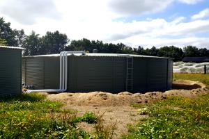 Corohawk Water Tanks
